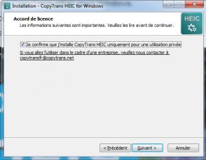 Fichiers HEIC sur Windows, ouverture impossible - Darvis