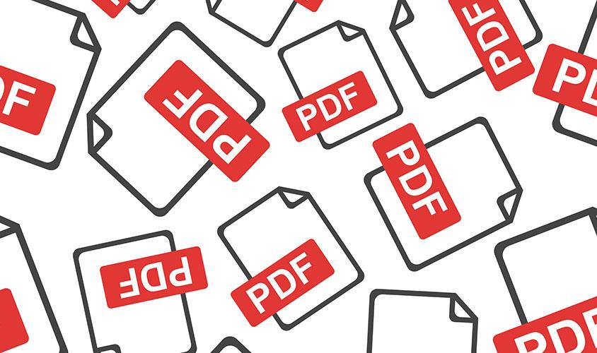 Attention aux PDF piégés